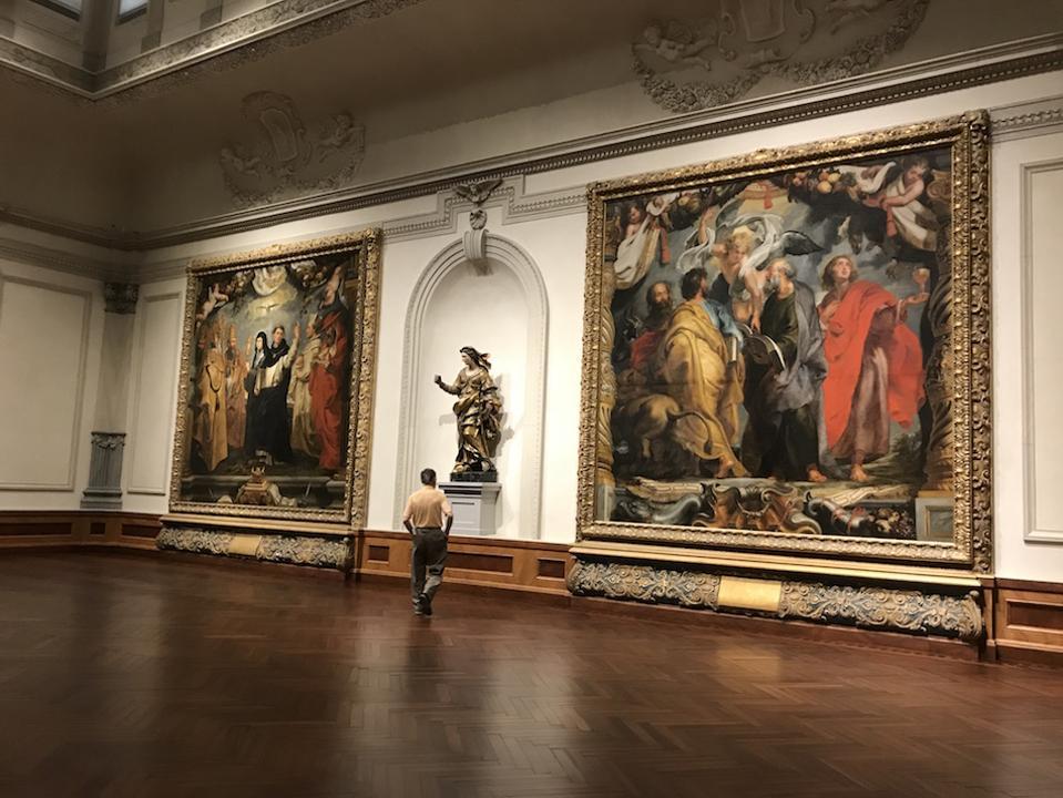 Paintings by Rubens