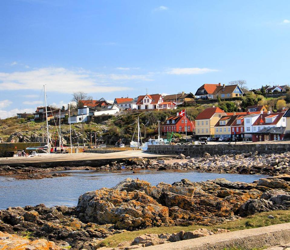 Plan Your Summer Europe Vacation To This Sunny Danish Island