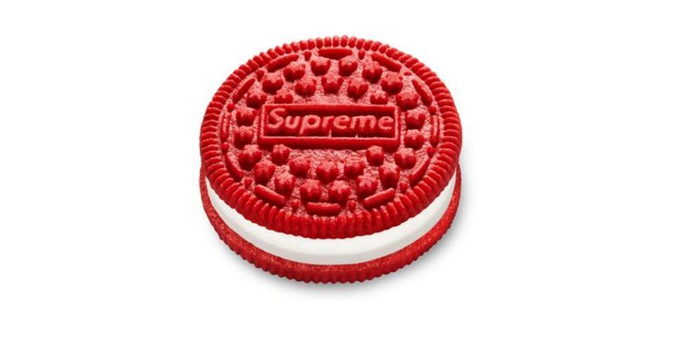 Red Supreme Oreo