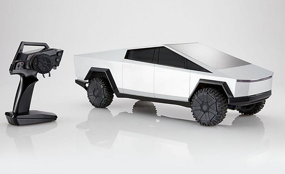 Mattel Remote Control Tesla Cybertruck