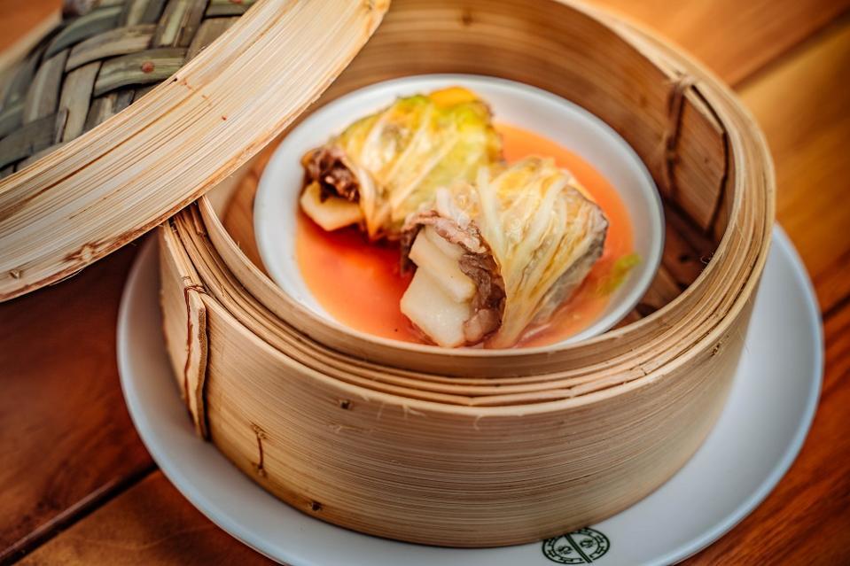 Steamed Wagyu Beef Bundle at Tim Ho Wan
