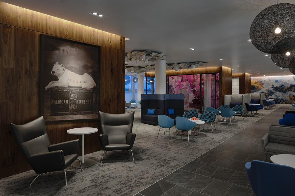 American Express Centurion Lounge Opens At Charlotte