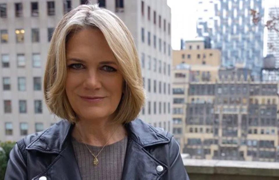 Photo of author Ginny Brzezinski