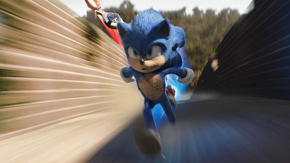 Sonic The Hedgehog Just Raced Past A Major Box Office Milestone