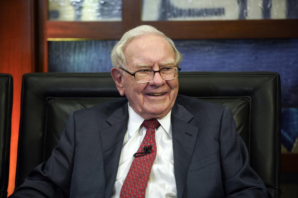 Berkshire Hathaway Chairman and CEO Warren Buffett