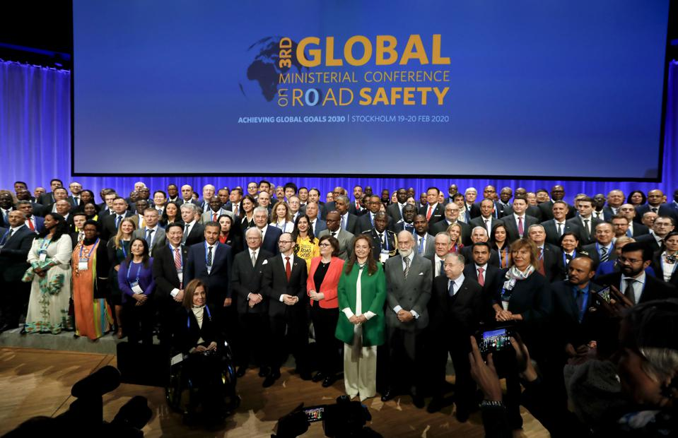 Third Global Ministerial Conference on Road Safety