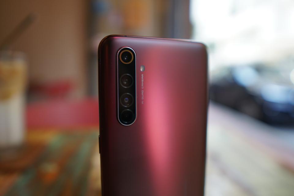 The Realme X50 Pro.
