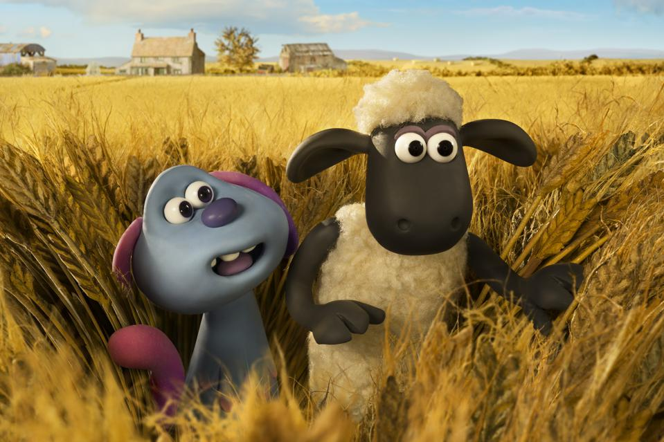Netflix's 'Shaun The Sheep: Farmageddon' Provides A Wholesome Slice Of Sci-Fi