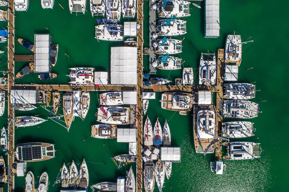 Sunreef Yachts in Miami