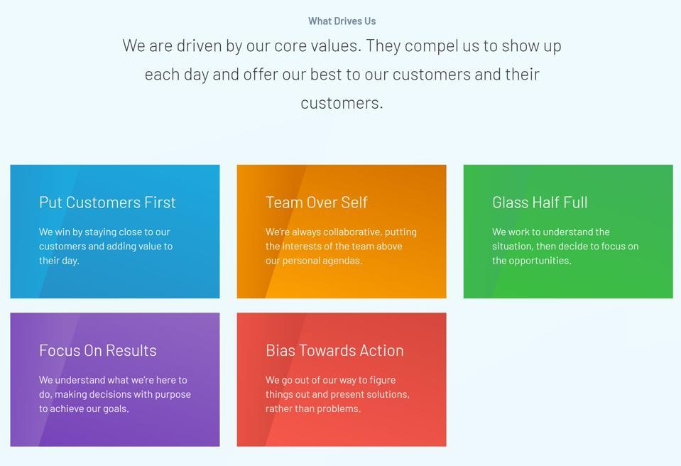 Company Culture Company Values CultureGene