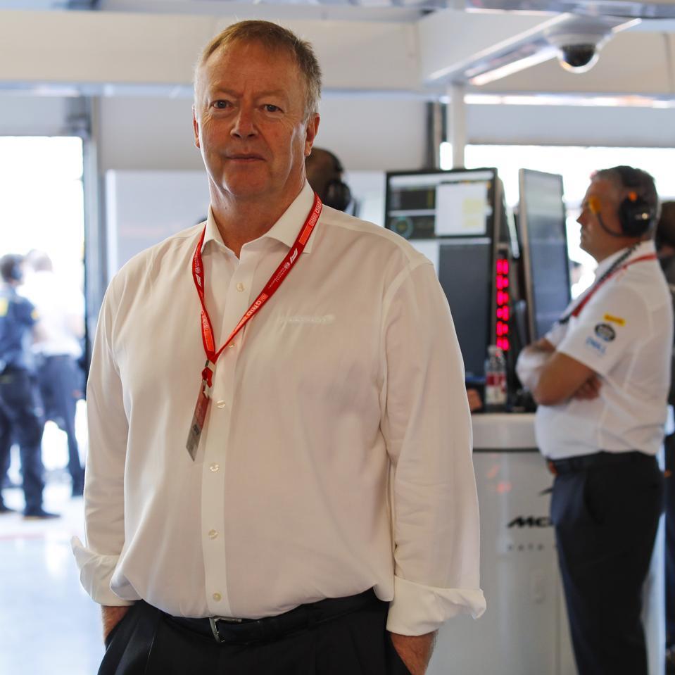 Mark Waller McLaren
