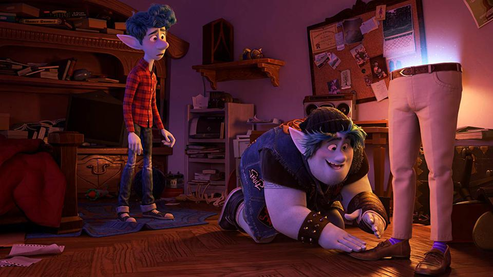 Review: 'Onward' Not Among Pixar's Best, But Still Pretty Darn Good