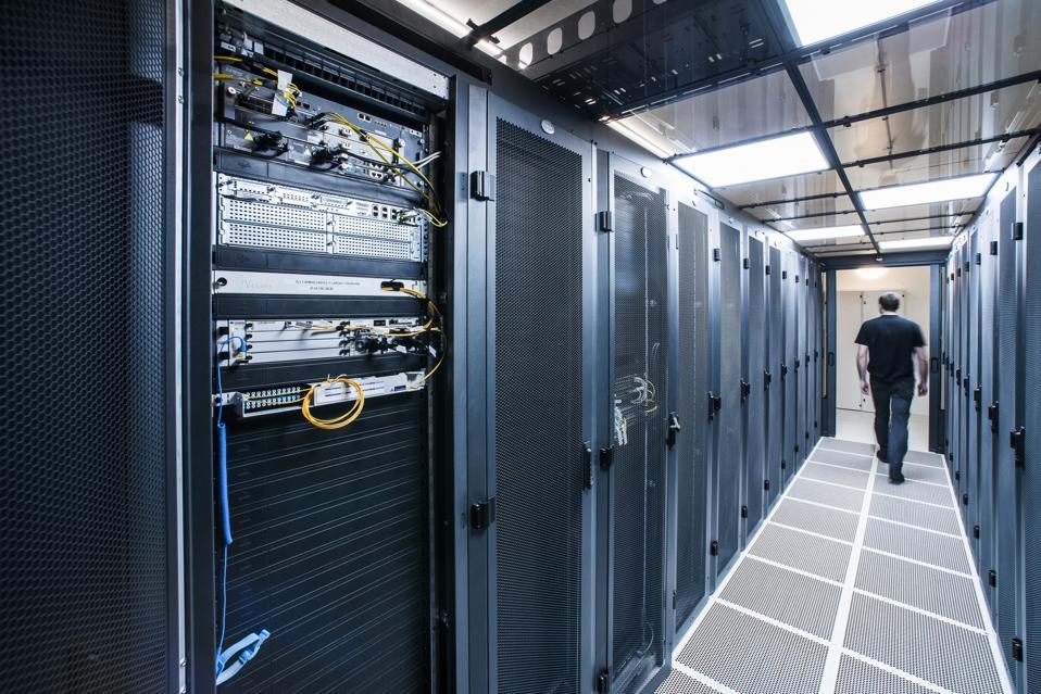 Data Center Castle IT.