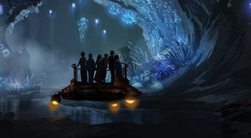 Dreamscape Immersive virtual-reality experience Alien Zoo.