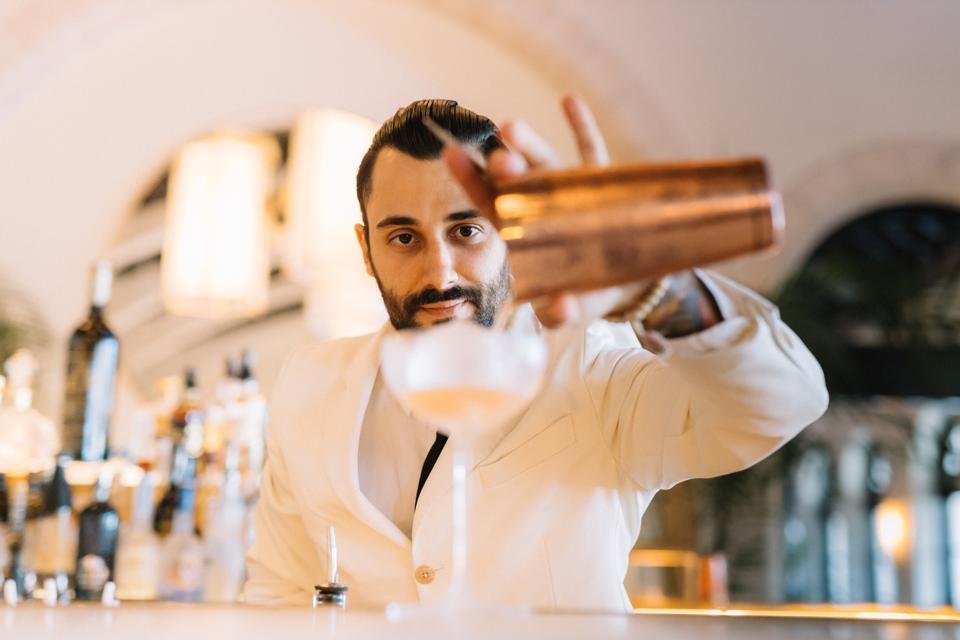 Meet Miami-Based Valentino Longo, North America's Most Imaginative Bartender For 2020