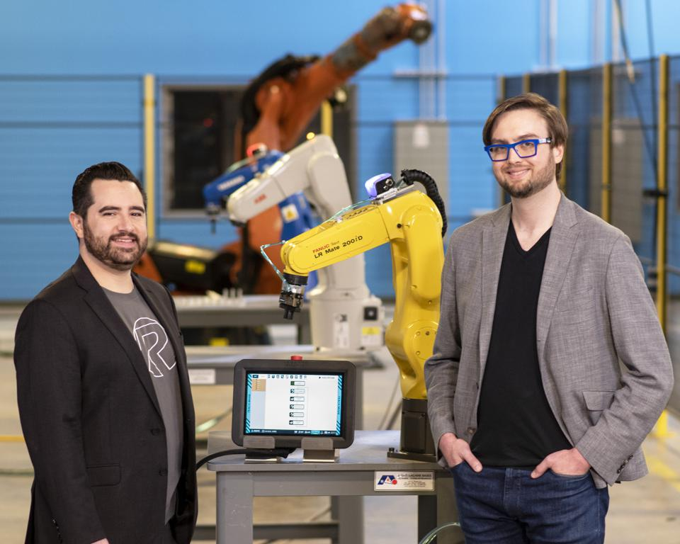 As Factories Struggle With How To Automate, Ready Robotics, Spun Out Of Johns Hopkins, Raises $23 Million For Robotic O/S
