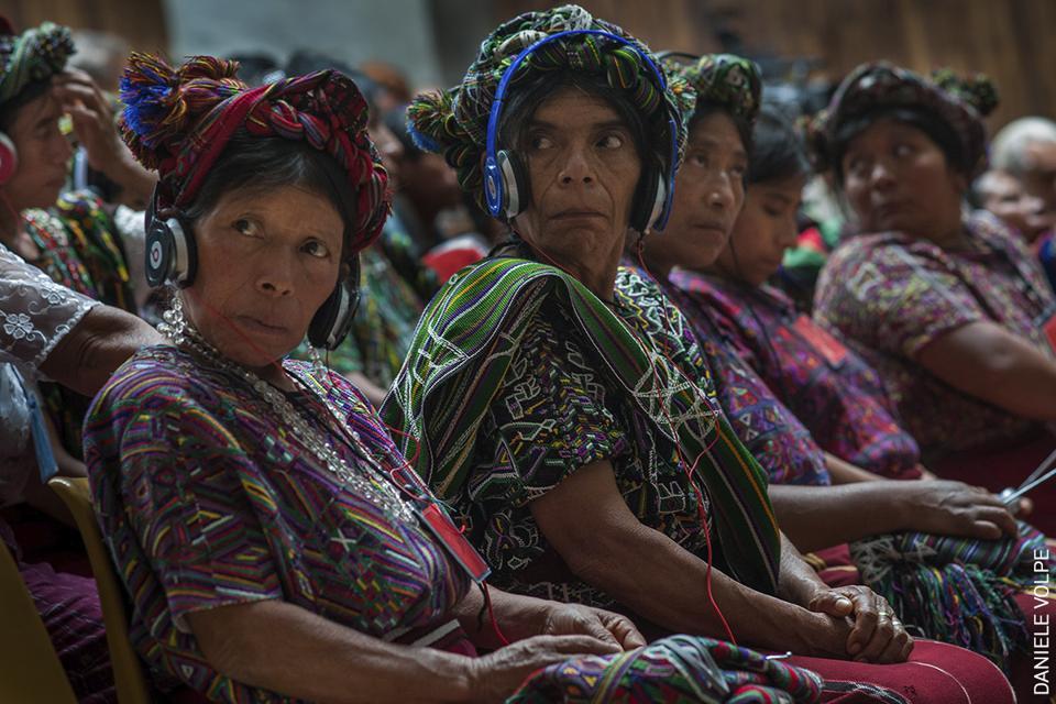 Guatemala's Ixil Maya indigenous people