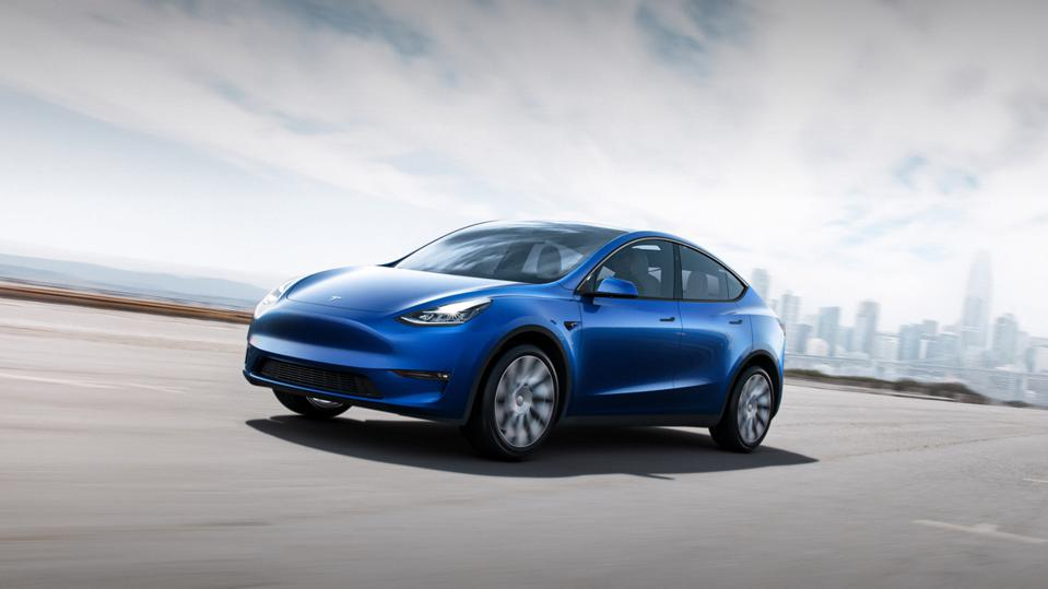 The Tesla Model Y will be the most energy efficient SUV ever when it debuts in March.