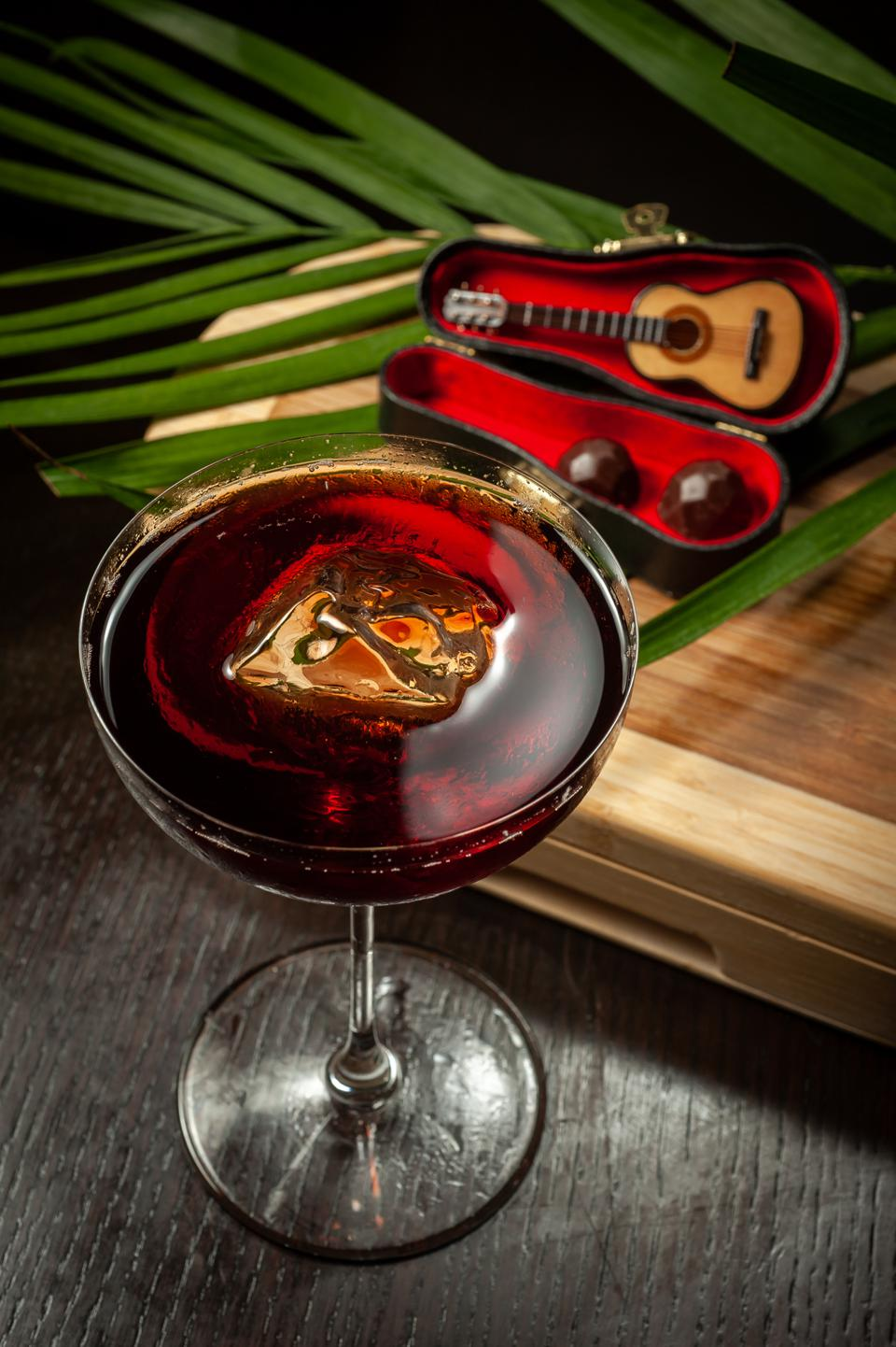 Valentino Longgo Italian Cocktail