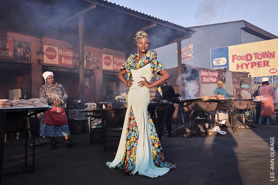 drag artist in Cape Town