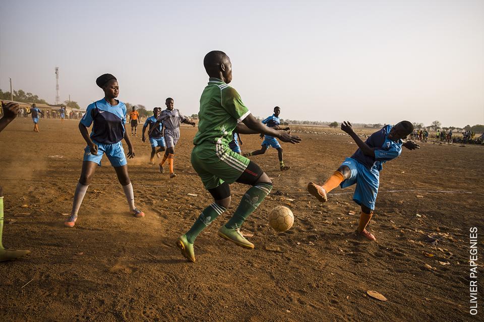 Women football in Africa