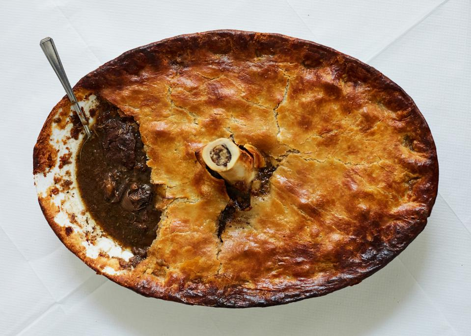 St. John Pheasant and Trotter Pie