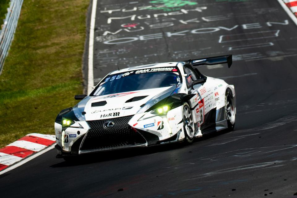 Lexus LC F Rumored To Get Race-Proven V8 Twin-Turbo