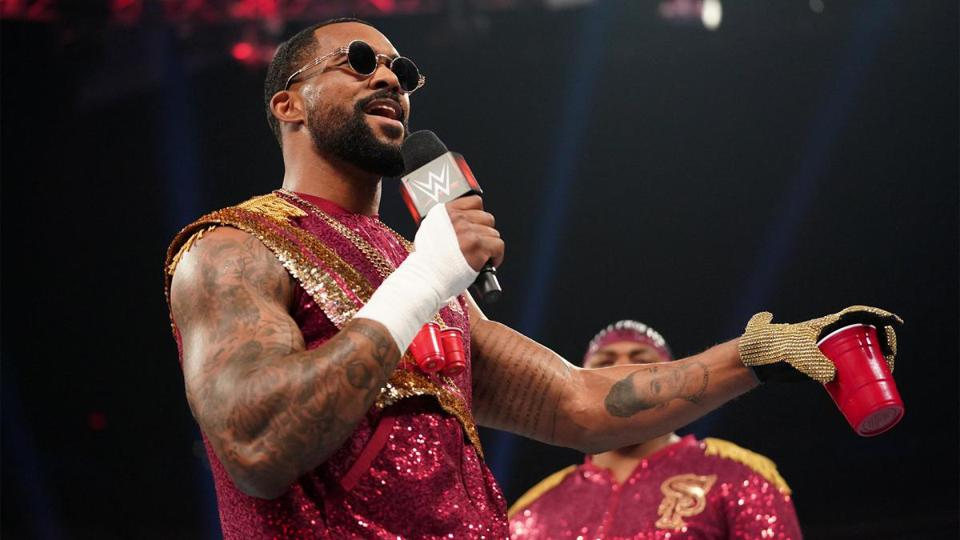 WWE Raw Results: News And Notes After Montez Ford Shines Against ...