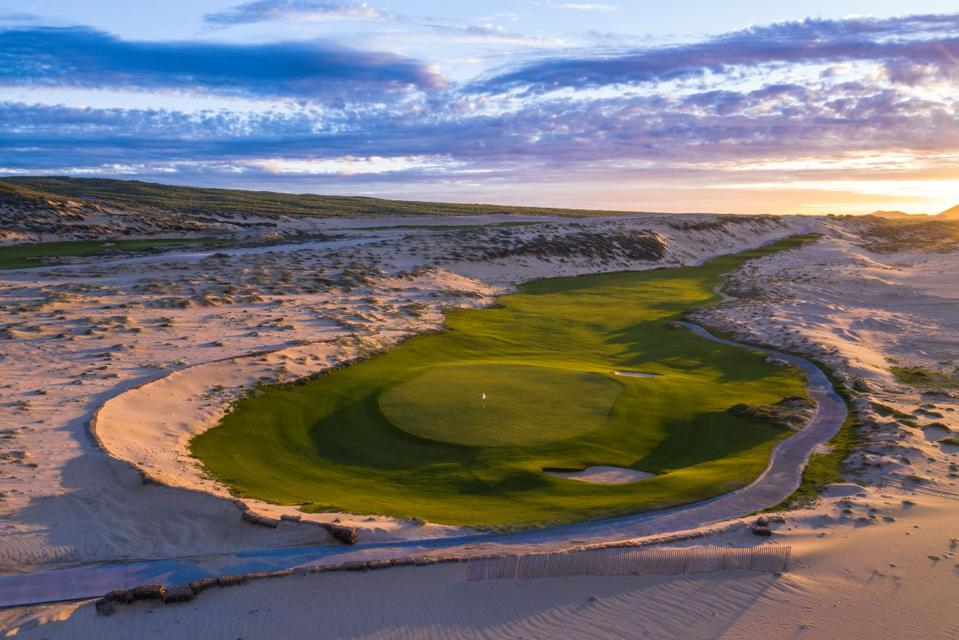 Cabo's Next Great Golf Offering: Rancho San Lucas
