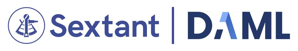 Sextant for DAML