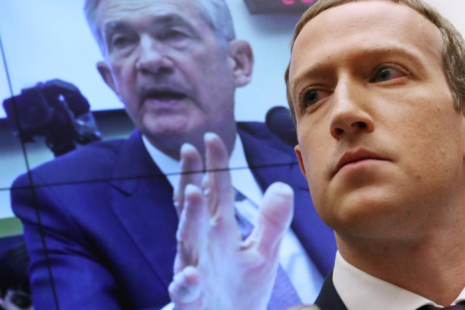 bitcoin, bitcoin price, Facebook, Mark Zuckerberg, libra, image
