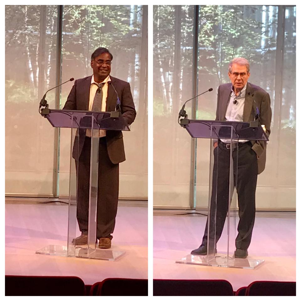 Two scientists present findings at Mount Sinai NYC conference