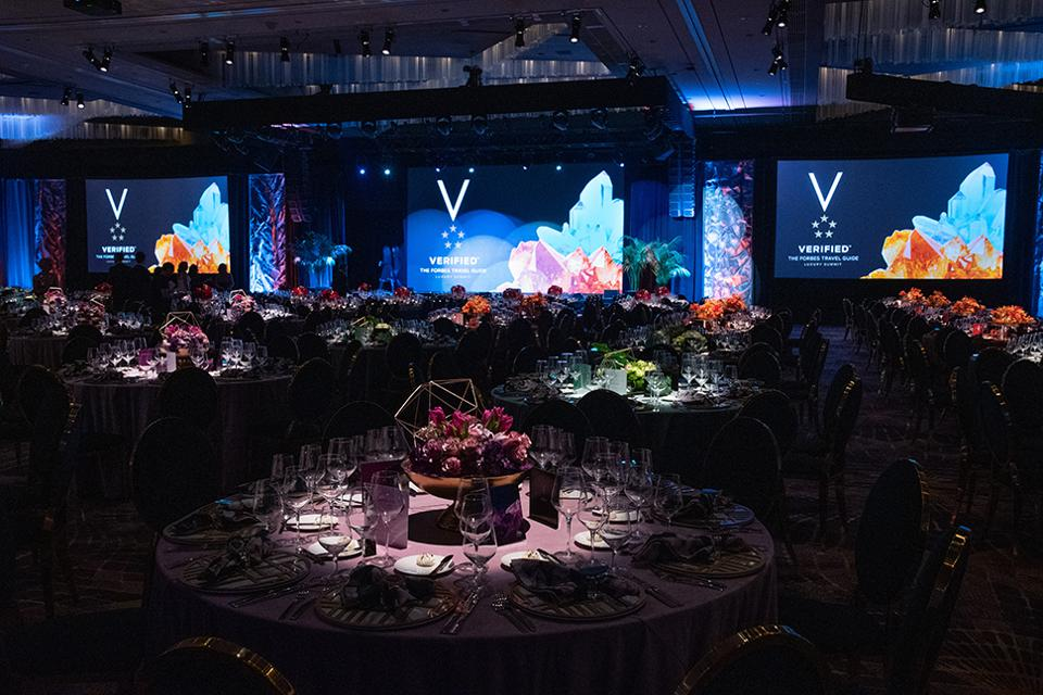 The Gala Dinner At ARIA