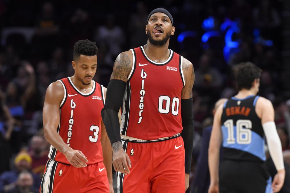 Carmelo Anthony, Chris Paul, and Vernon Davis invest in PlayersTV.