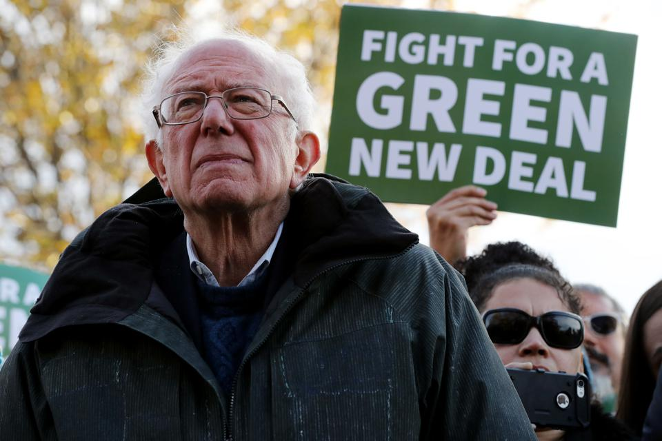 Sen. Bernie Sanders And Rep. Alexandria Ocasio-Cortez Introduce Housing Green New Deal