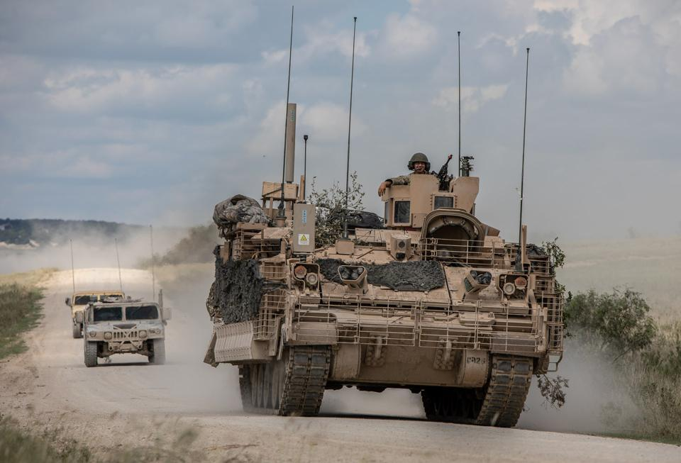 Five Reasons The U.S. Army Deserves To Be First In Line For More Modernization Funding