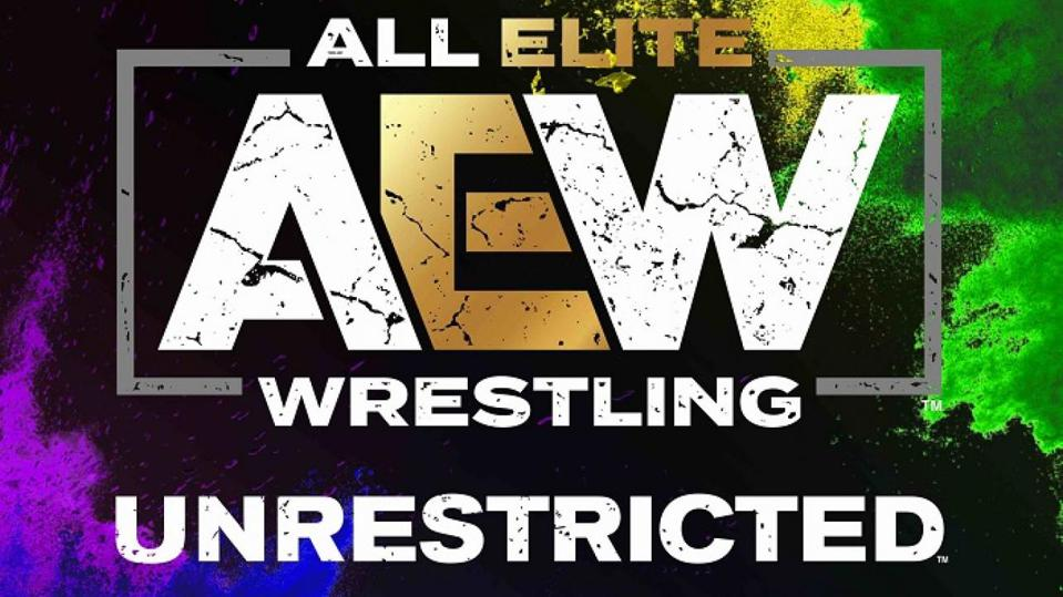 The first podcast from AEW