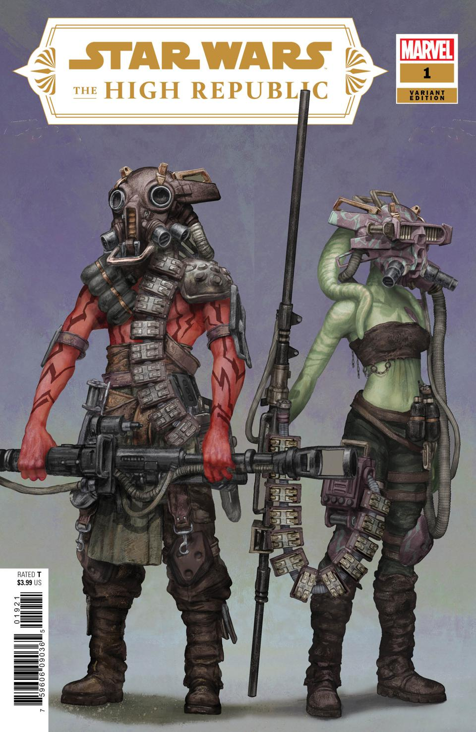 Image result for high republic marvel comic