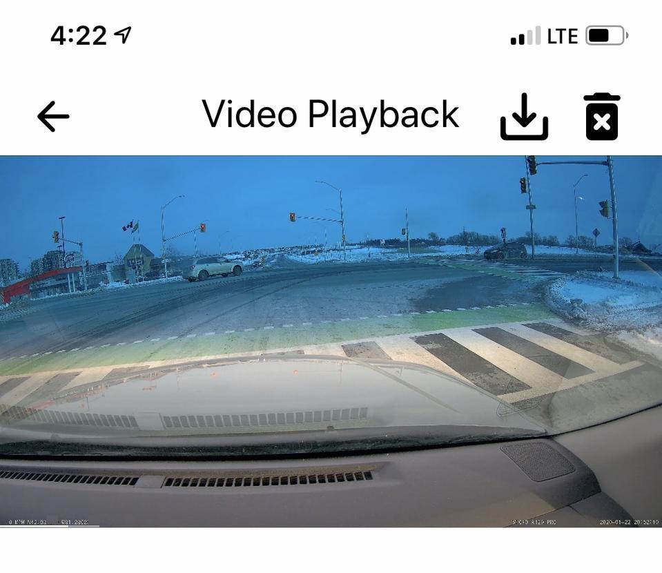 VIOFO dashcam review