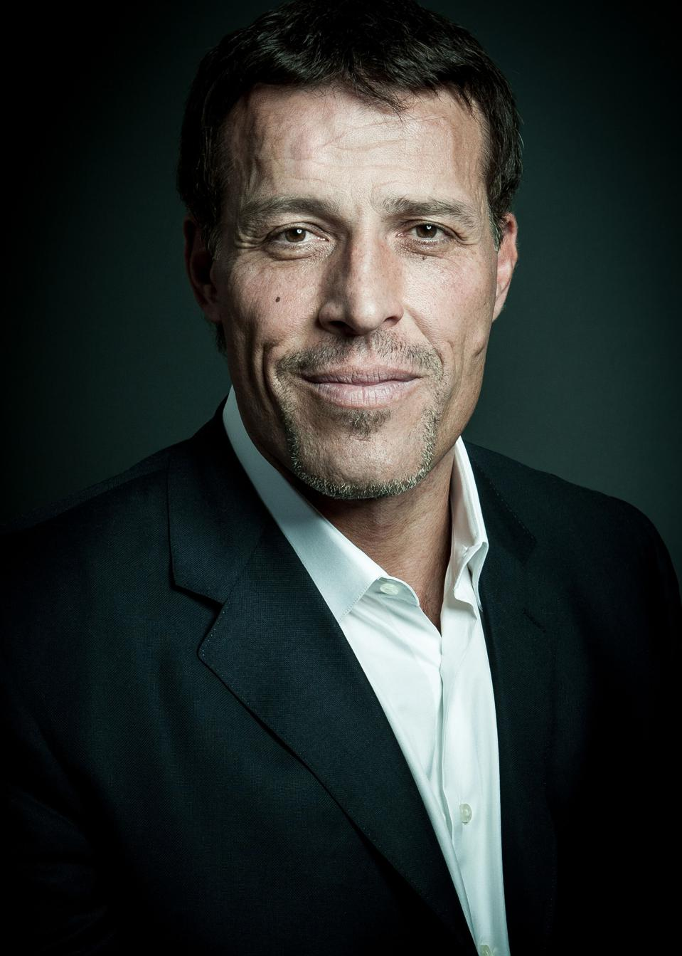 Guidance From A Guru: Tony Robbins' Tips For A Successful Career