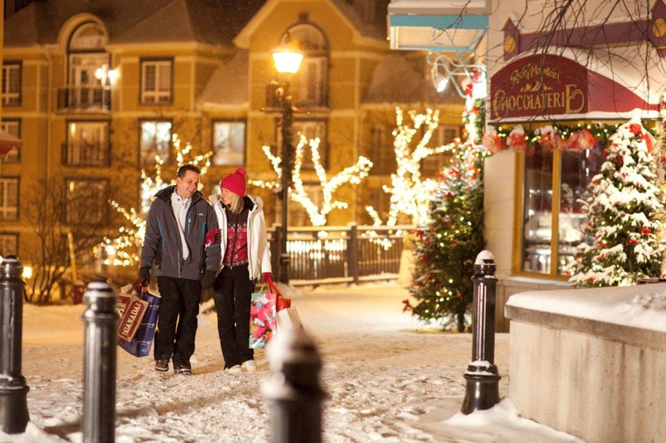 Romantic vacation in Mont Tremblant
