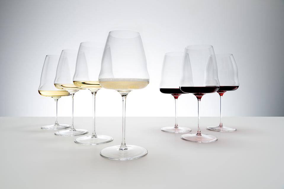 Riedel Is Introducing Drinkers To Flat-Bottom Wine Glasses