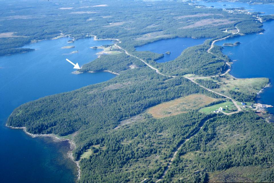 Vicinity Henry Pye island Nova Scotia for sale