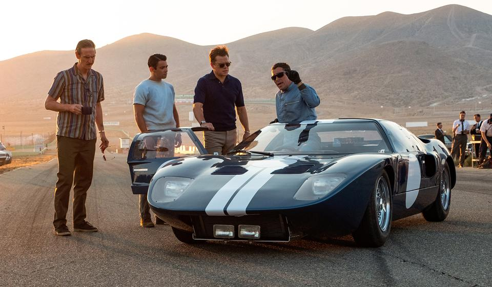 Box Office: 'Ford v Ferrari' Peters Out After Failing To Crack $200,000