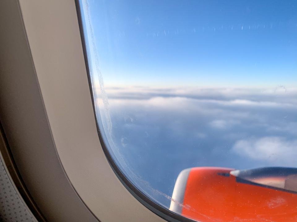 easyJet A319 low-cost airline Europe