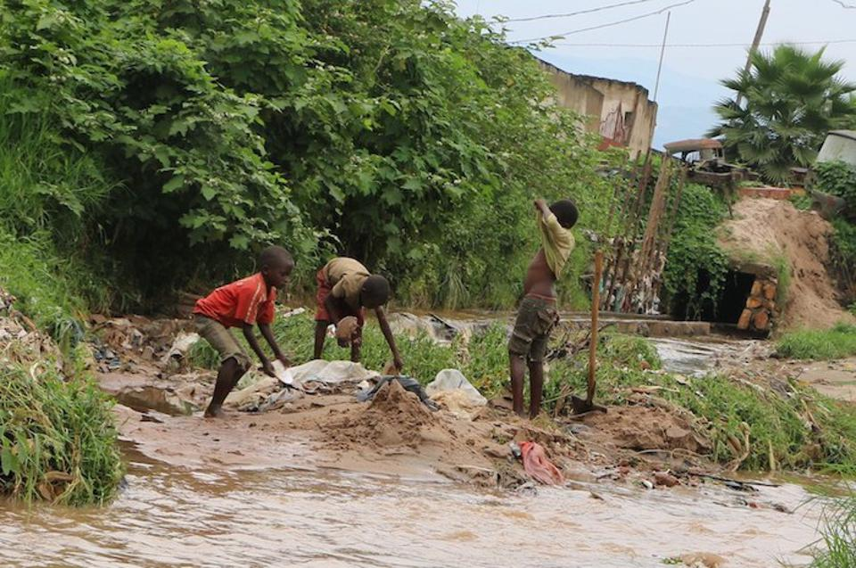 Keeping children and families safe from waterborne illnesses will be a challenge in flood-ravaged Burundi.