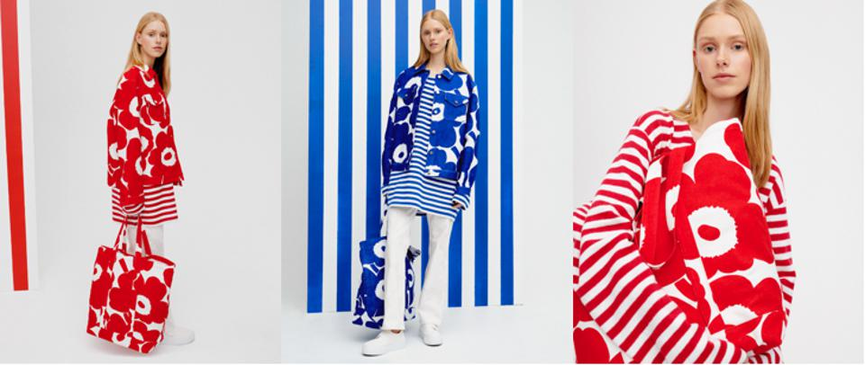Marimekko Creates Its First Collection Made From Wood-Based Fiber