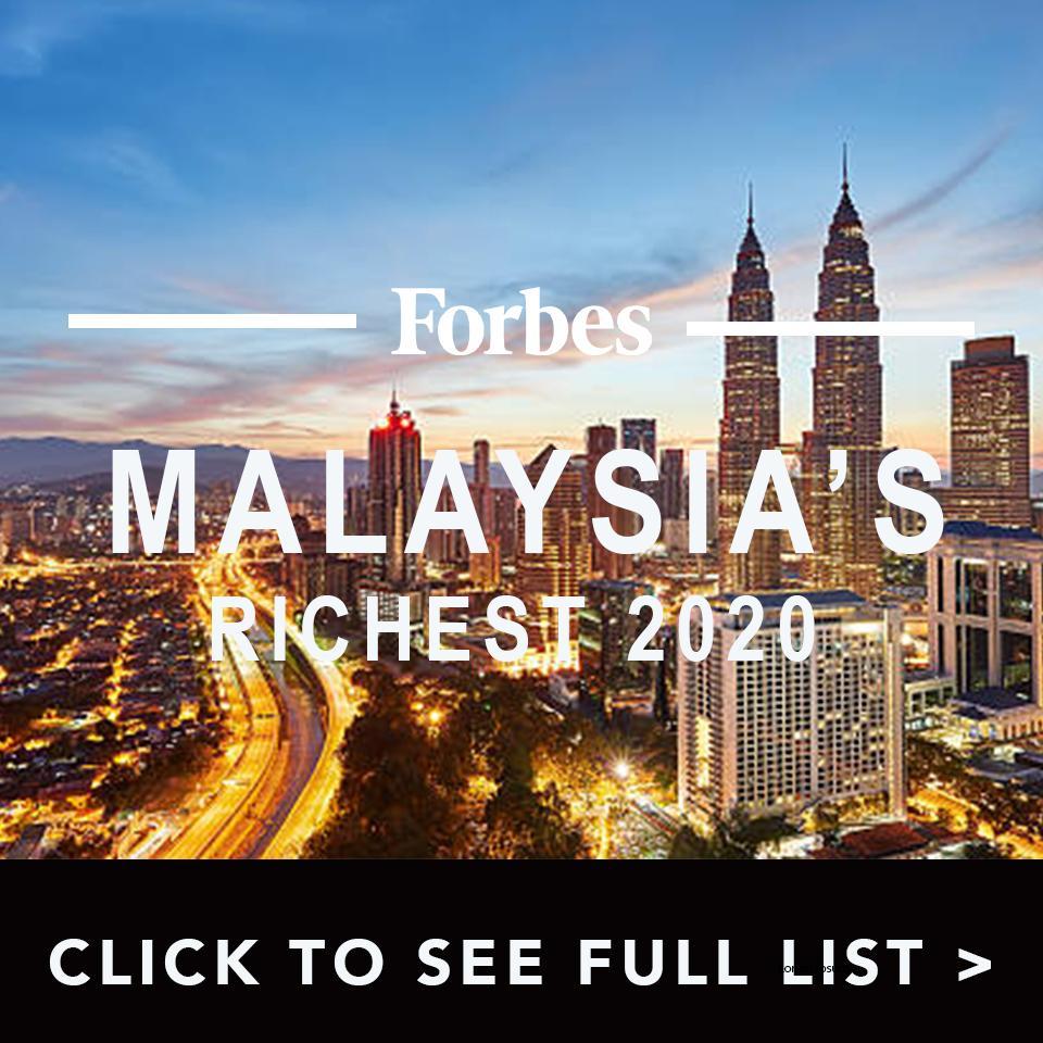 Malaysia's Richest