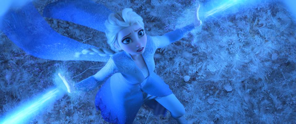 Frozen II, Elsa