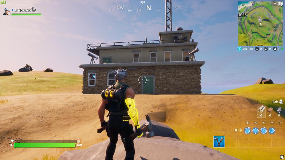 Fortnite Shadow Safe House Locations Where To Find 5 Safe Houses